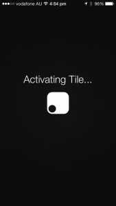 Activating Tile