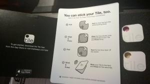 Tile packaging