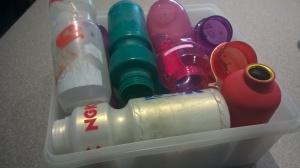 drink bottle storage