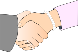 Handshake channel partners